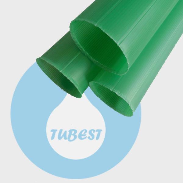tubo protector planta liso